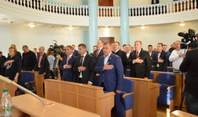 Адміністративний устрій Вінницької області