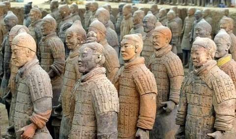 Археологи знайшли глиняну армію імператора Цинь