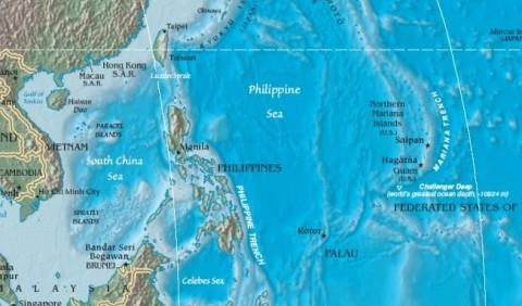 Філіппінське море – морський рекордсмен