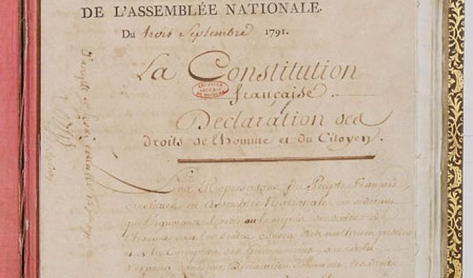 Французька конституція 1793 р.