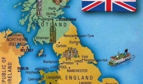Характерні риси економічного розвитку Англії в 1815–1847 рр.