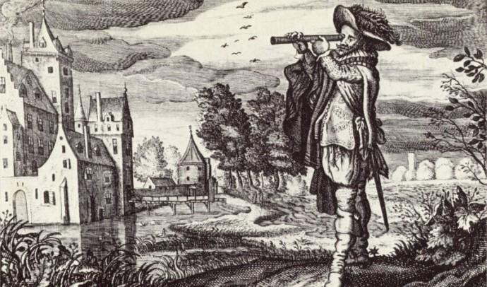 Коли вперше винайшли телескоп? (відео)