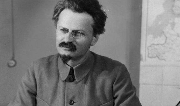Лев Троцький – головний ворог Сталіна