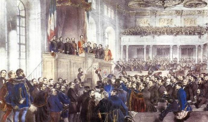Основні події революції 1848–1849 рр. в Угорщині