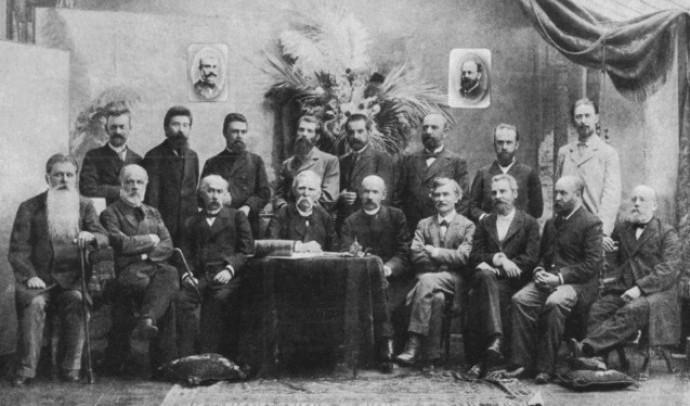 Передумови створення Південно-Західного відділу імператорського Російського географічного товариства