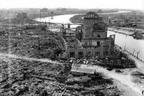 Цей день в історії: Річниця ядерного удару по Хіросімі