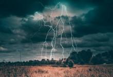 Цікаві факти про блискавку
