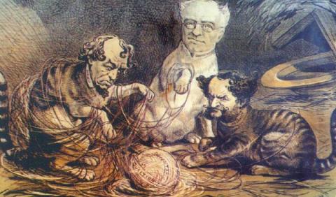 Загострення «східного питання» в 70-х рр. XIX ст.
