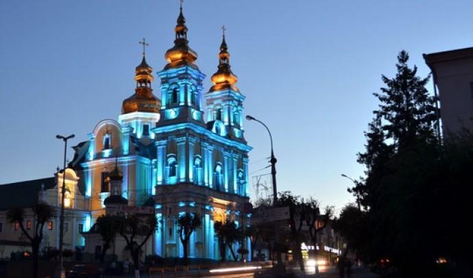 Свято-Преображенський собор у Вінниці