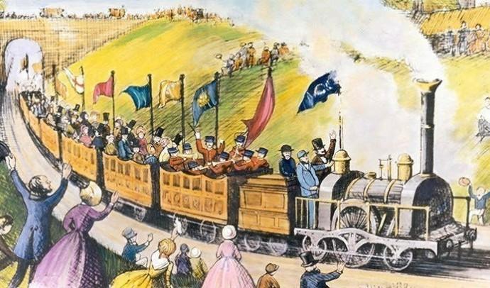 Томас Кук відкрив першу туристичну агенцію