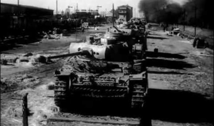 Визволення Вінниччини 1943-1944 рр. (відео)