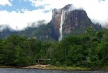 Найвищі водоспади світу