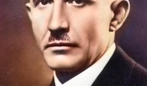 Євген Михайлович Коновалець (відео)