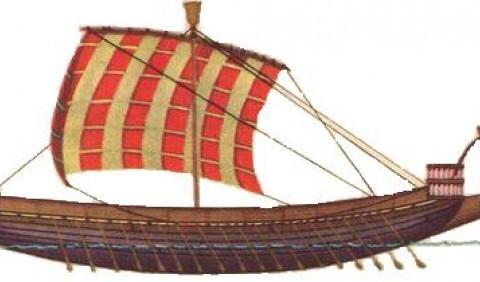 Єгиптяни в морських просторах