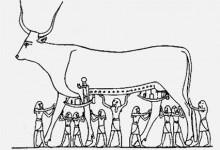 Єгипетський міф про створення світу