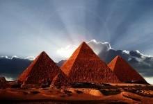 Піраміди Єгипту