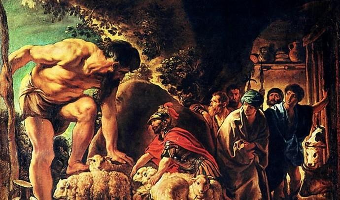 Троянська війна в давньогрецьких міфах і поемах Гомера