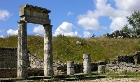 Вплив античних міст-колоній Північного Причорномор'я на розвиток сусідніх народів