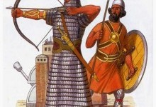 Характерні риси військового мистецтва ассирійців