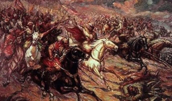 Воєнні дії Національно-визвольної війни в 1654–1655 рр.: основні події