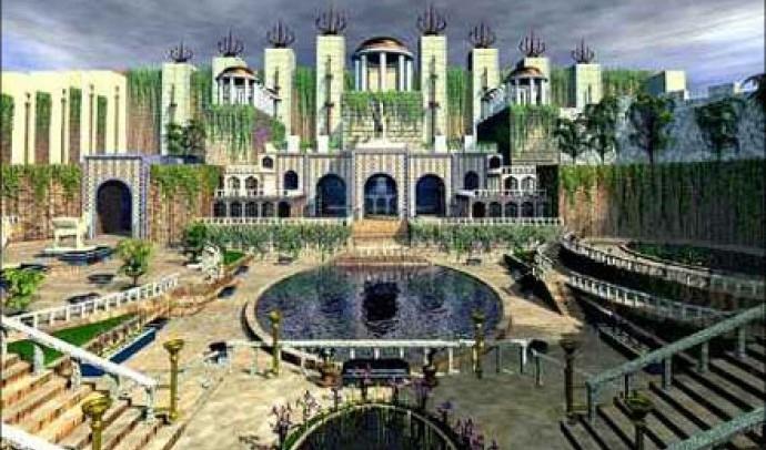 Вавилон (Бабілу – «ворота бога»)