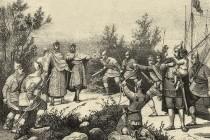 Виникнення та становлення Давньоруської держави (кінець ІХ–Х ст.)