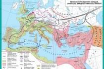 Велике переселення народів (IV-VII ст.)