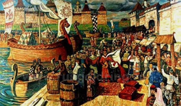 Повноваження вищих посадових осіб у Великому Новгороді
