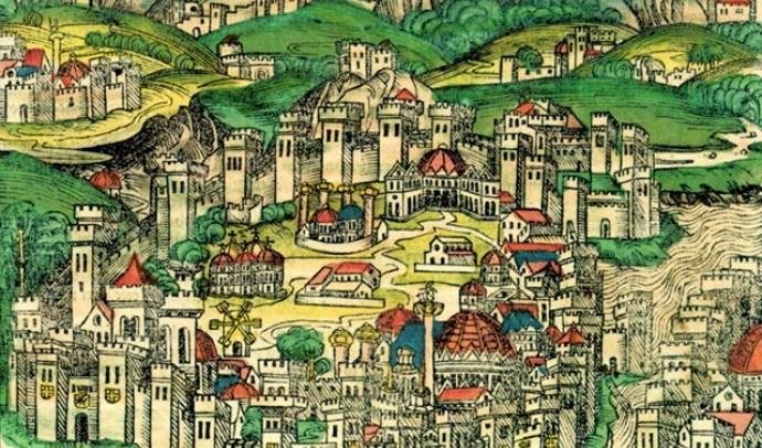 Особливості розвитку Візантійської імперії