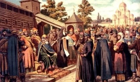 Нові явища в суспільному житті східнослов'янських племен напередодні утворення Русі