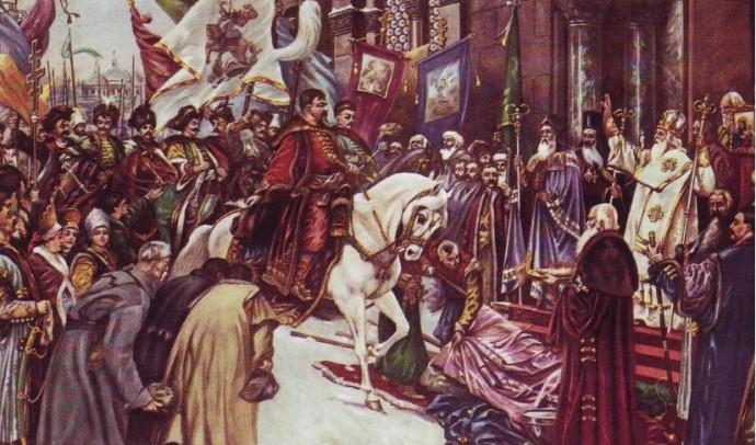 Національно-визвольна війна українського народу середини XVII ст.
