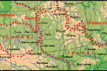 Загальна характеристика життя германських племен