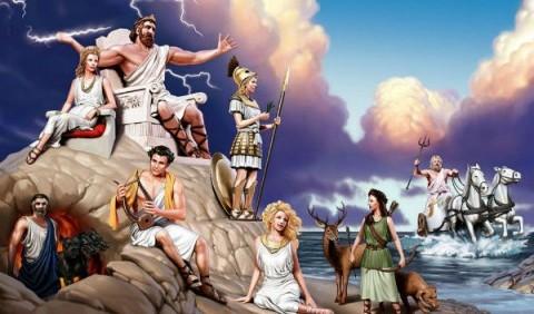 Релігія давніх греків