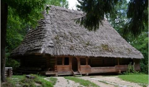 Карпатські хати
