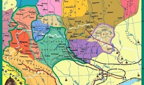 Особливості політичного та економічного розвитку Київського, Чернігово-Сіверського і Переяславського князівств у середині XII – першій половині XIII ст.