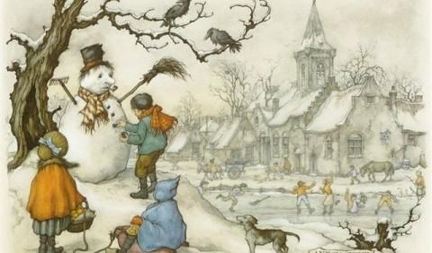 Цікаві факти про сніговиків