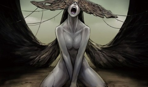 Ерешкігаль – підземна пані