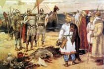 Стягнення данини в Київській Русі в першій половині X ст.