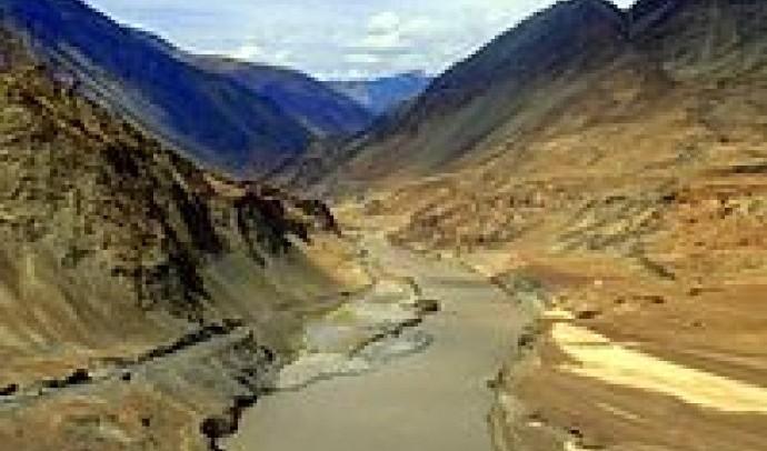 Найважливіші події з історії давнього населення долини Інду