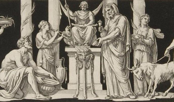 Значення мистецтва Давньої Греції для історії світової культури