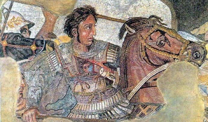 Східний похід Александра Македонського та утворення його імперії