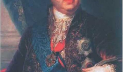Олександр Безбородько (1747-1799)
