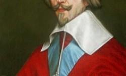 Державна діяльність кардинала Рішельє