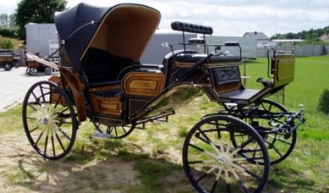 Колісний український традиційний транспорт