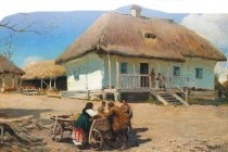 Меблі та внутрішнє оздоблення української традиційної хати