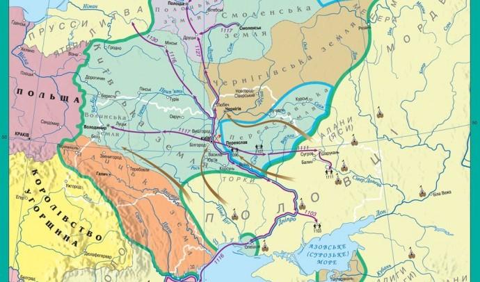 Загальні риси правління Мстислава Володимировича