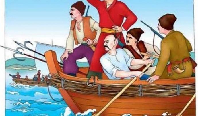 Доба морських походів українського козацтва