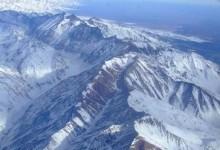 Кордильєри – гори, простягнуті через два материки