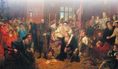 Люблінська унія 1569 р.