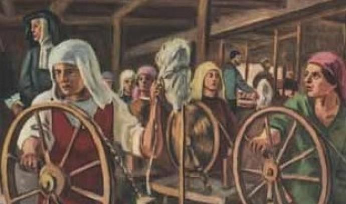 Основні особливості соціально-економічного розвитку в першій половині XVII ст.